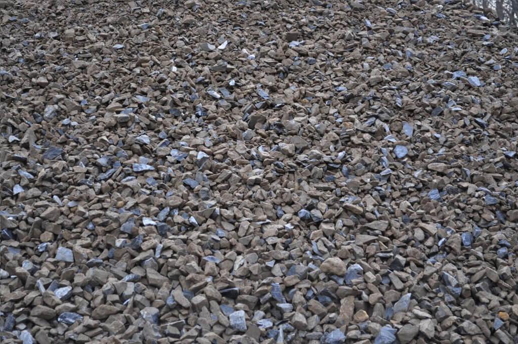3A-MOD aggregate stone type