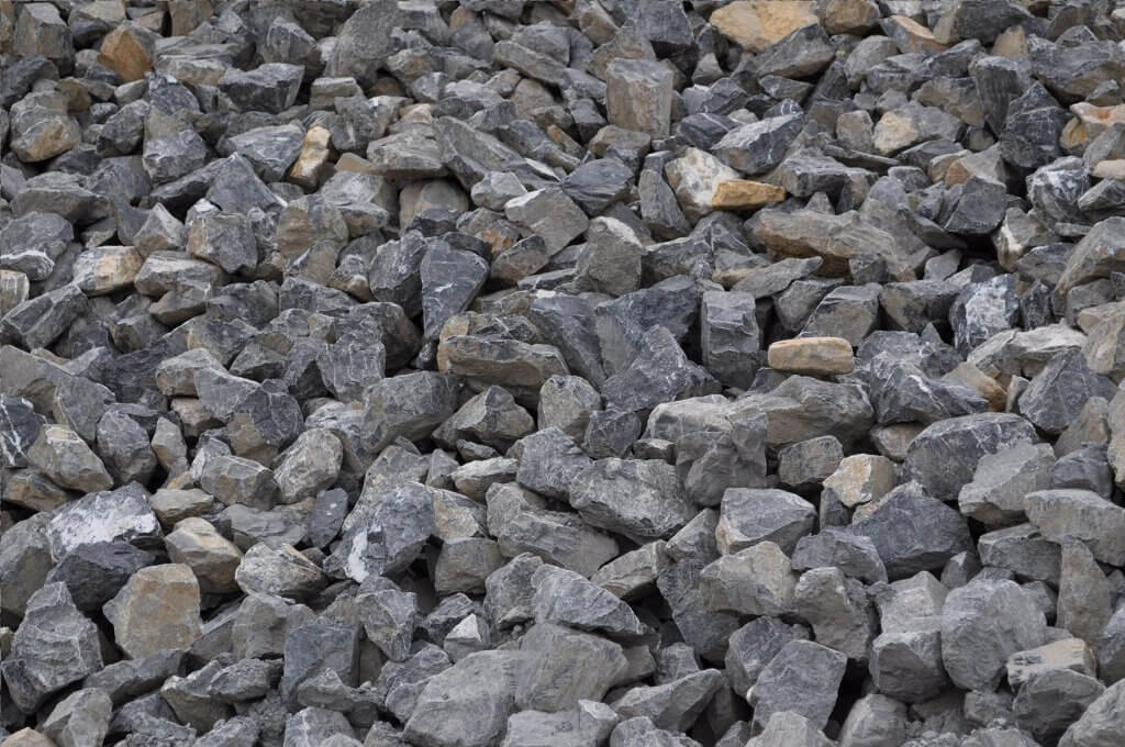 R4 aggregate stone type
