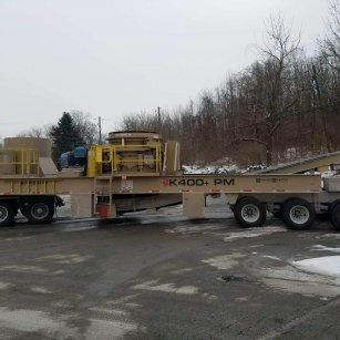 k400+ pm stone crushing equipment