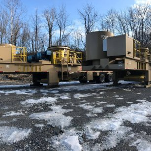stone crushing equipment at union quarries