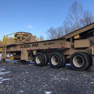 k300+ pm stone crushing equipment