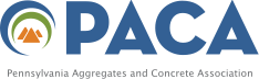pennsylvania aggregates and concrete association logo