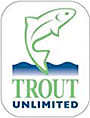 cumberland valley of trout unlimited logo